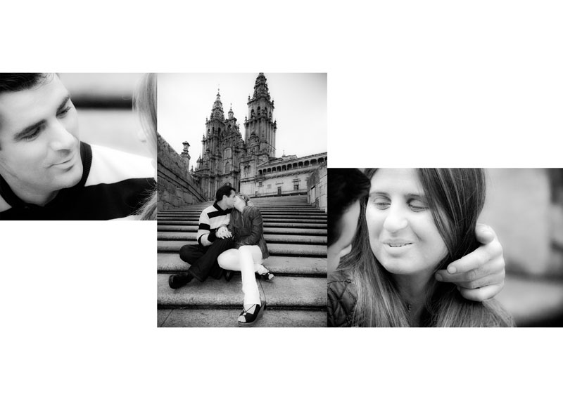 La Preboda en Santiago de Compostela de Chabely y Felipe 5