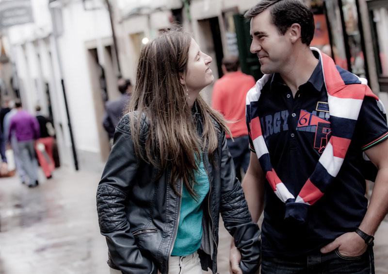 La Preboda en Santiago de Compostela de Chabely y Felipe 14