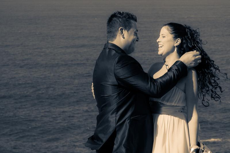Verónica + Juan, las fotos de su boda en Reira 1
