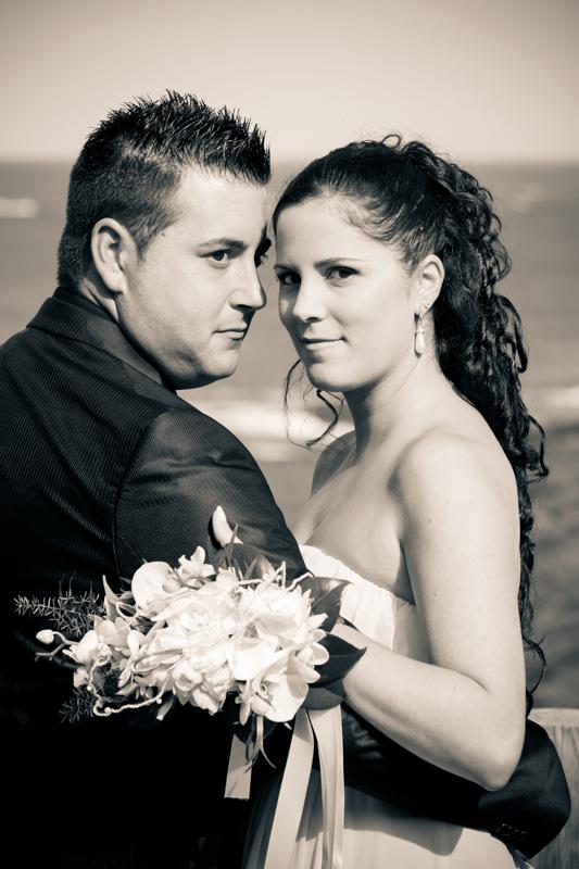 Verónica + Juan, las fotos de su boda en Reira 9