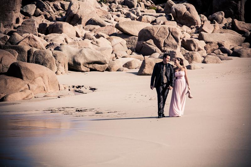 Verónica + Juan, las fotos de su boda en Reira 10