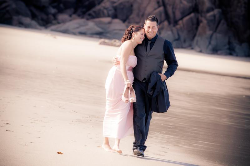 Verónica + Juan, las fotos de su boda en Reira 11