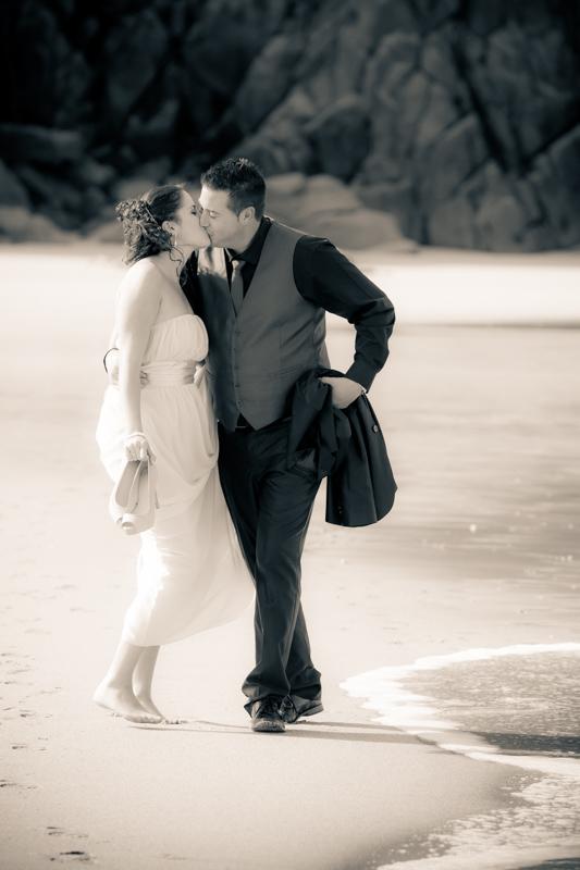 Verónica + Juan, las fotos de su boda en Reira 13