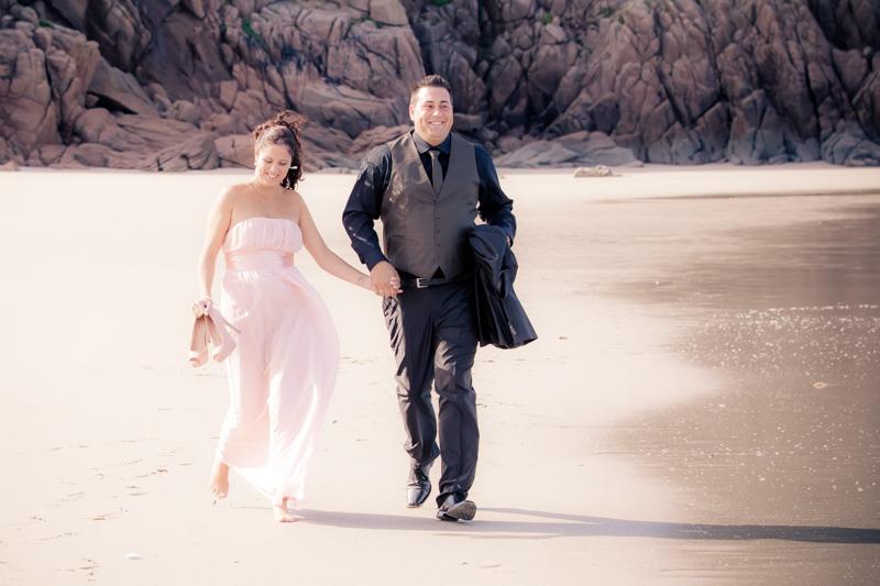 Verónica + Juan, las fotos de su boda en Reira 14