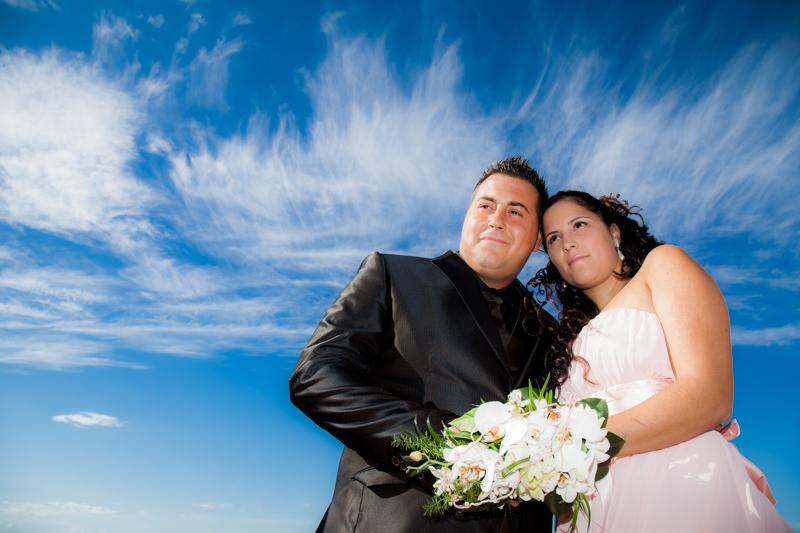 Verónica + Juan, las fotos de su boda en Reira 15