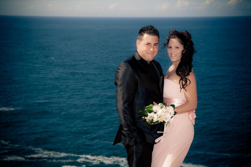 Verónica + Juan, las fotos de su boda en Reira 16