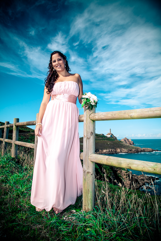 Verónica + Juan, las fotos de su boda en Reira 17