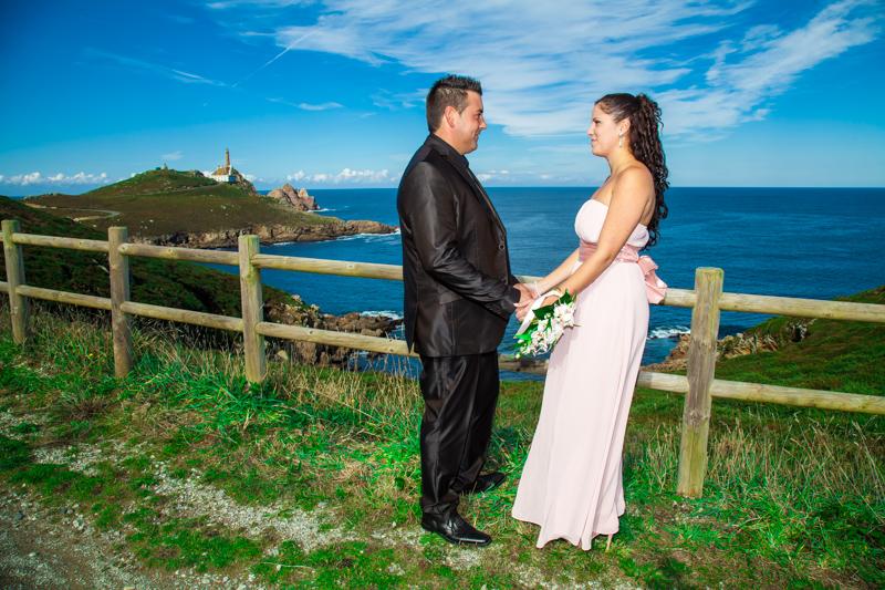 Verónica y Juan, las fotos de su boda en Reira