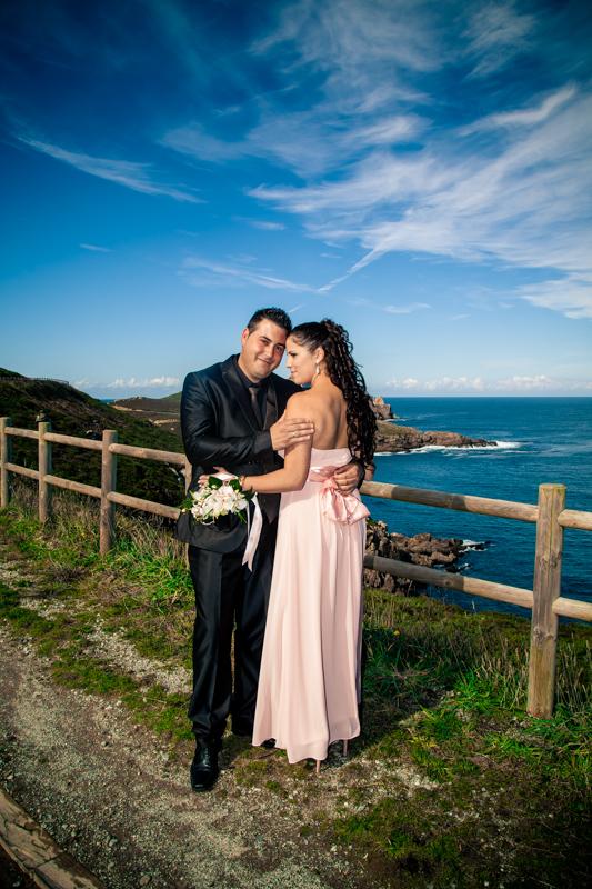 Verónica + Juan, las fotos de su boda en Reira 19