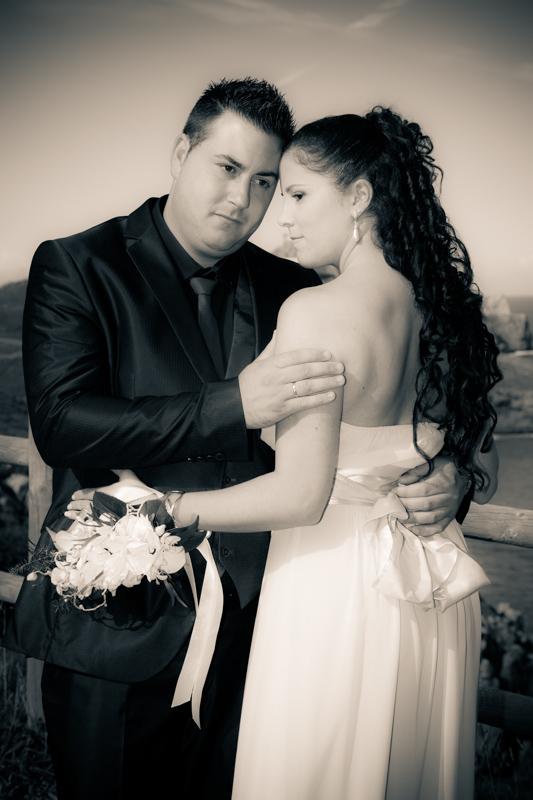 Verónica + Juan, las fotos de su boda en Reira 20