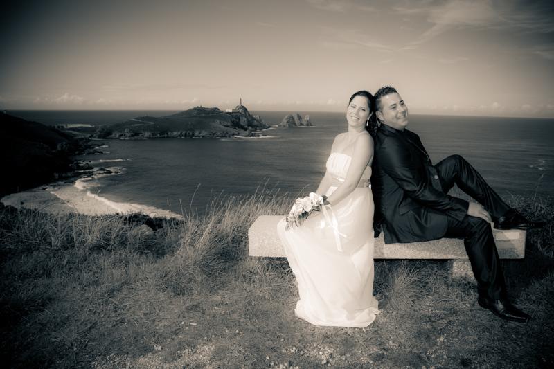 Verónica + Juan, las fotos de su boda en Reira 21
