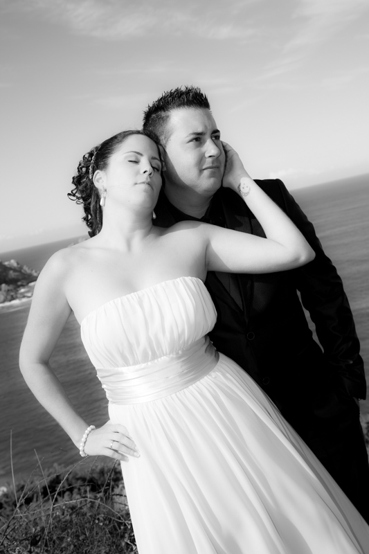 Verónica + Juan, las fotos de su boda en Reira 23