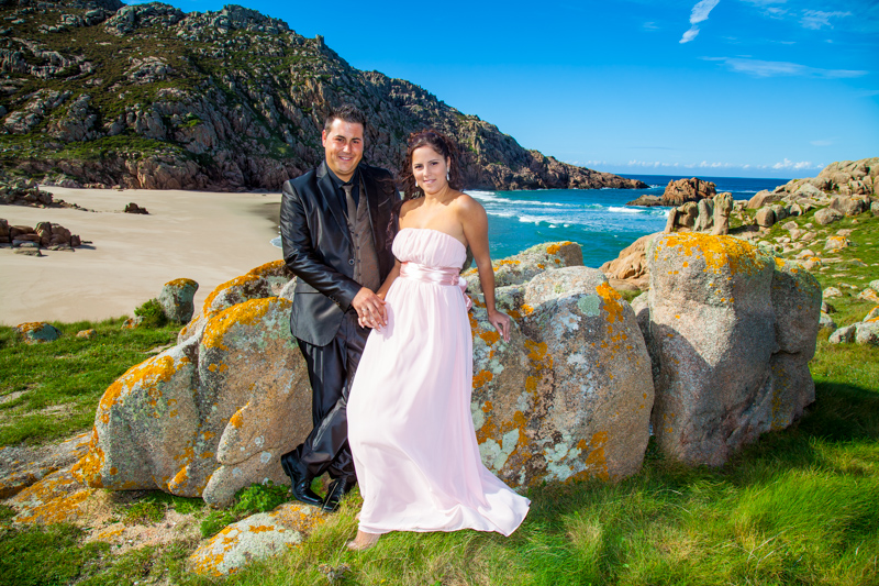 Verónica + Juan, las fotos de su boda en Reira 25