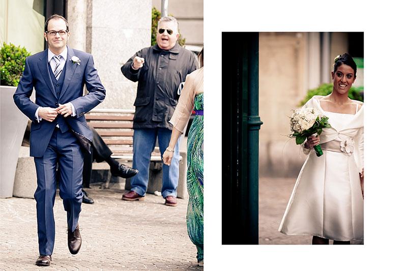 Naly + Diego, su boda en Gallarate, Italia 8