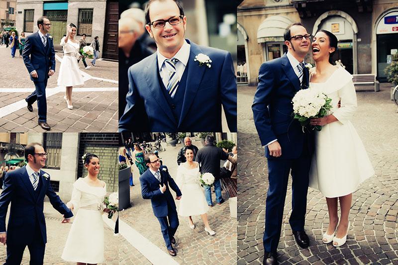 Naly + Diego, su boda en Gallarate, Italia 12