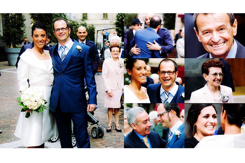 Naly + Diego, su boda en Gallarate, Italia 14