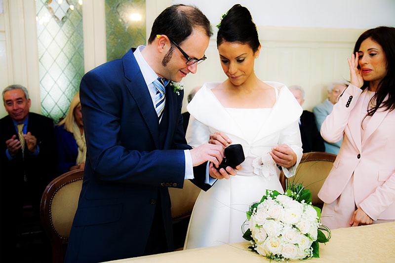 Naly + Diego, su boda en Gallarate, Italia 15