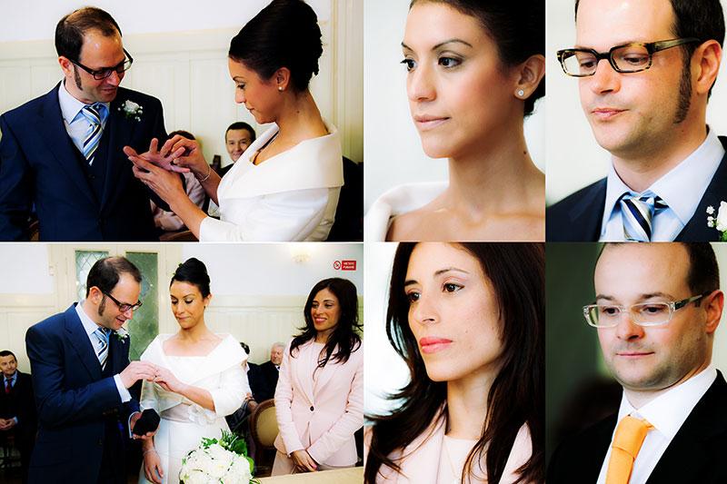 Naly + Diego, su boda en Gallarate, Italia 16