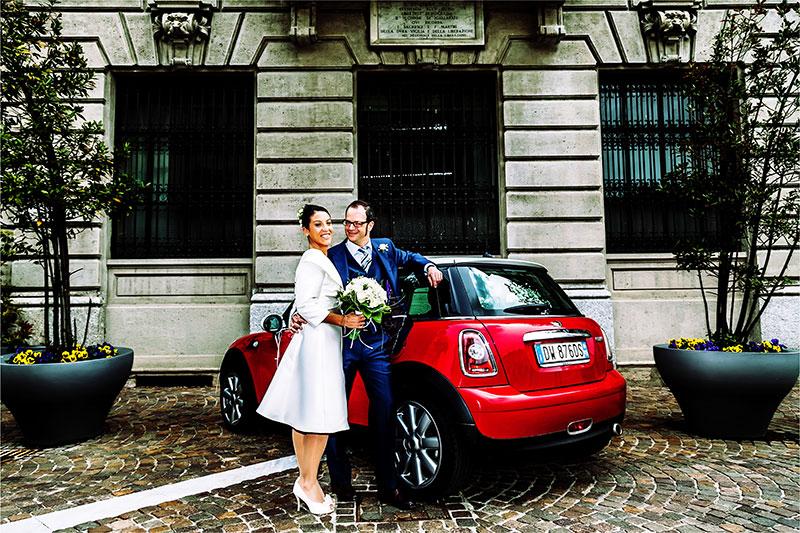 Naly + Diego, su boda en Gallarate, Italia 18