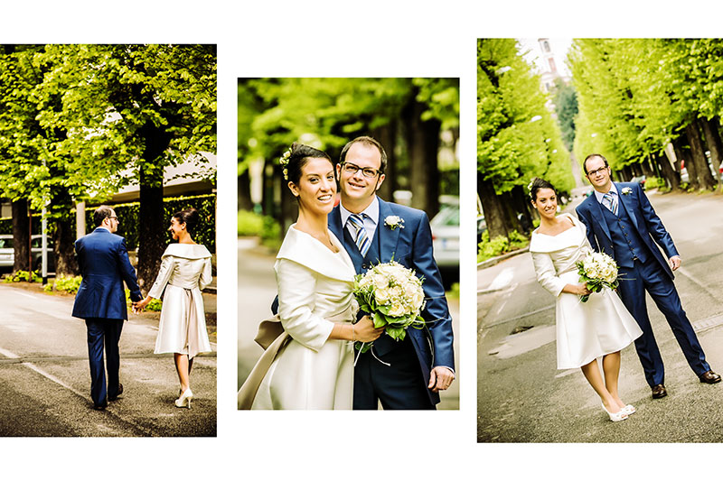 Naly + Diego, su boda en Gallarate, Italia 19