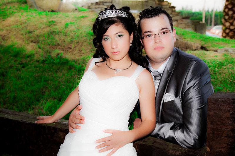 La boda de Irene y José Ramón