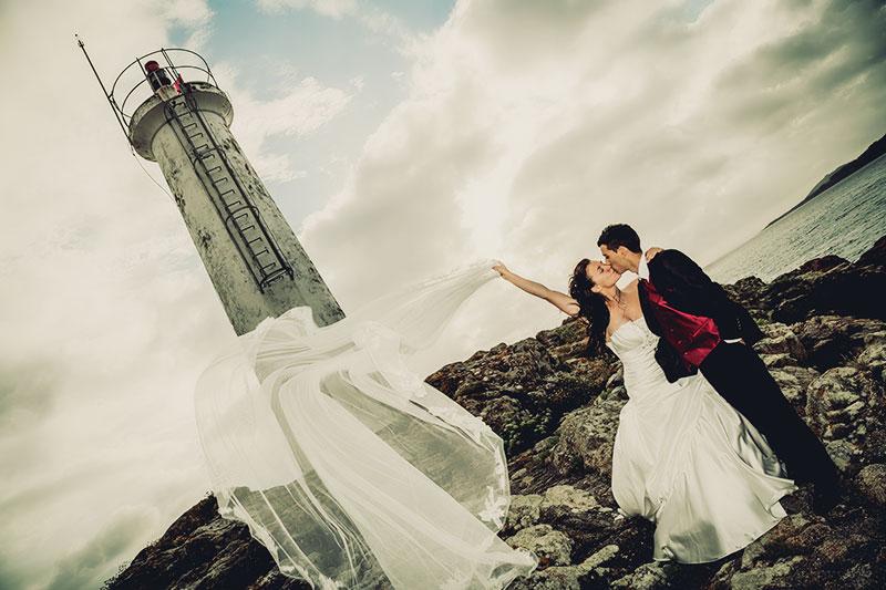 Laetitia y Diango, el trailer de su boda en Muxía