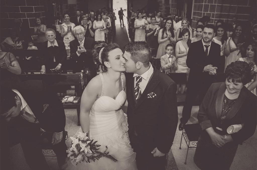 La boda en Camariñas de Begoña y Domingo