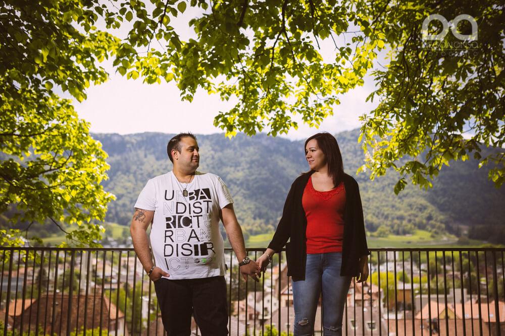 Preboda en Suiza de Laura & Adrián 2
