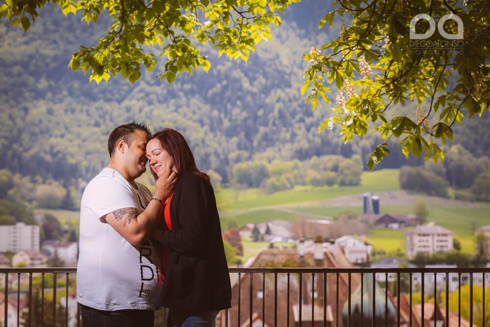 Preboda en Suiza de Laura & Adrián 1