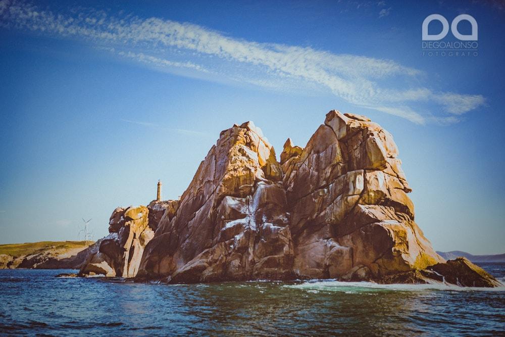 Una postboda en yate de lujo por la Costa da Morte: Laura & Adrián 8