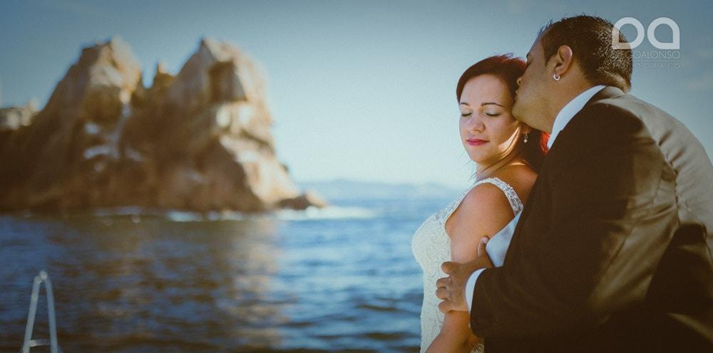 Una postboda en yate de lujo por la Costa da Morte: Laura & Adrián 19