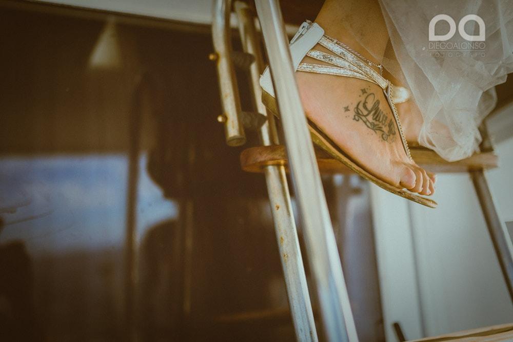 Una postboda en yate de lujo por la Costa da Morte: Laura & Adrián 20