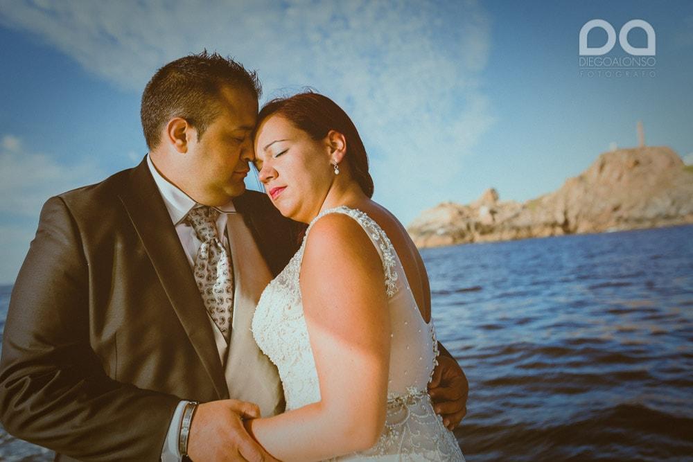 Una postboda en yate de lujo por la Costa da Morte: Laura & Adrián 21
