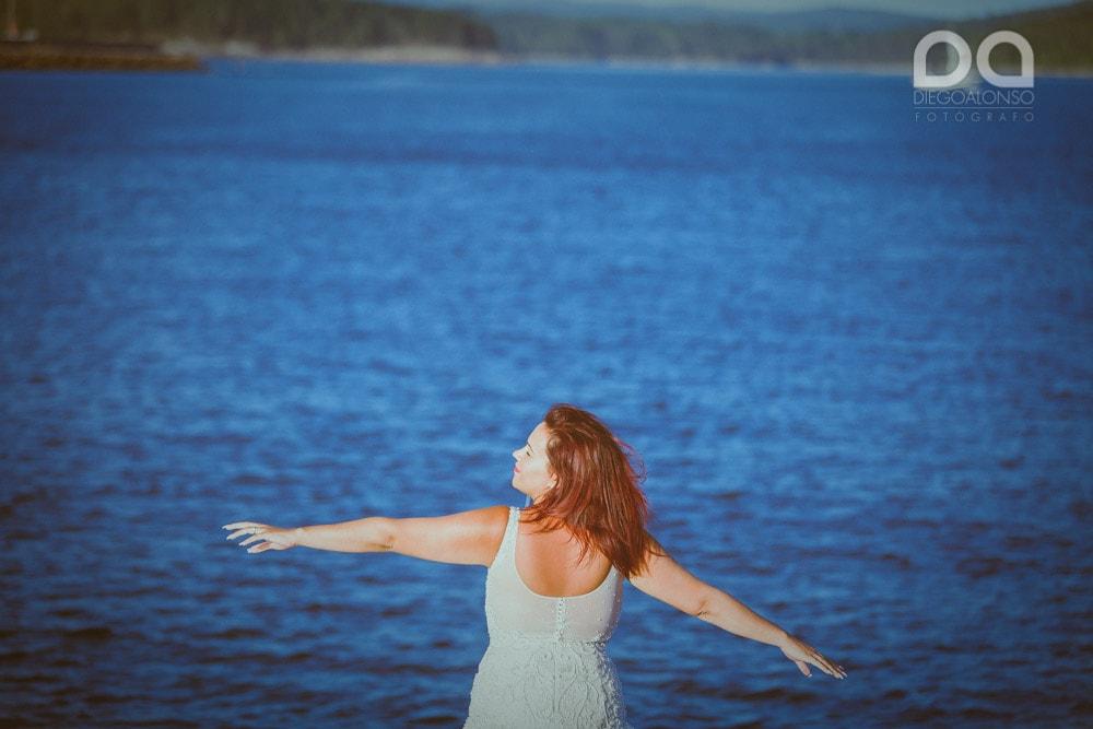 Una postboda en yate de lujo por la Costa da Morte: Laura & Adrián 23