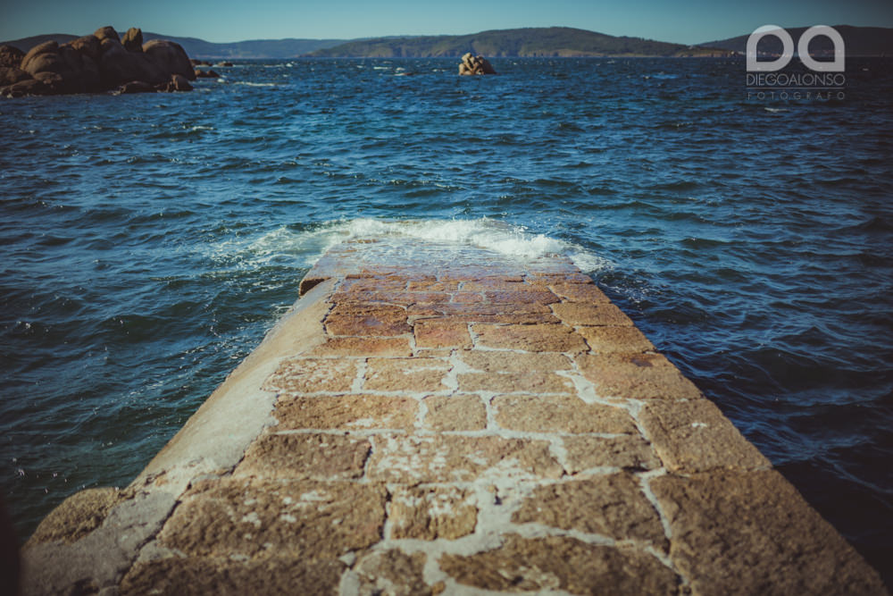 La postboda de aventura en Illa Lobeiras de Carolina & Pablo 5
