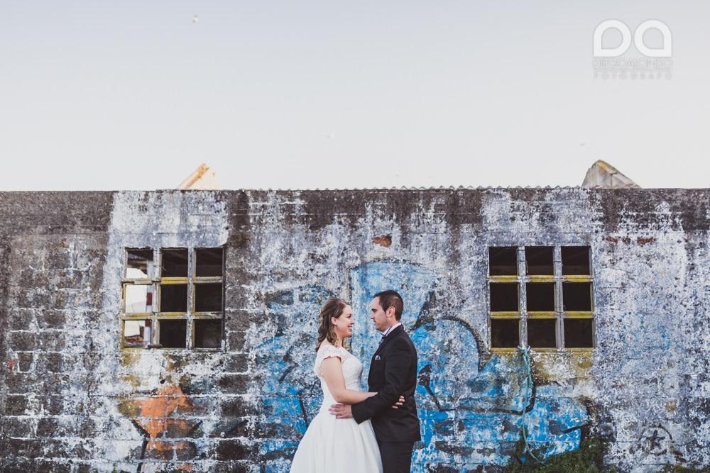 Costa da Morte en ruinas: la postboda alternativa de Mónica & Rodrigo 1
