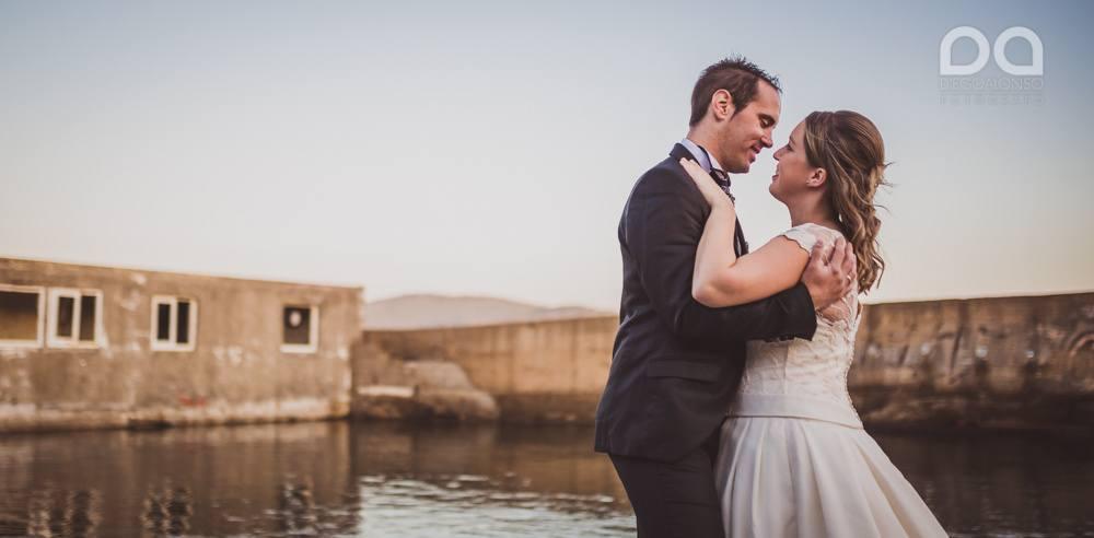 Costa da Morte en ruinas: la postboda alternativa de Mónica & Rodrigo 8