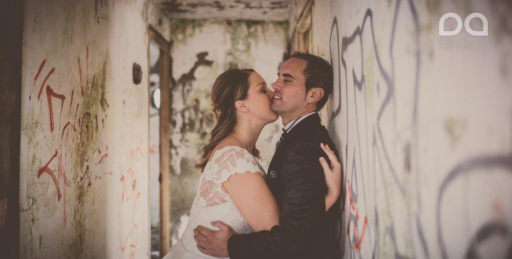 Costa da Morte en ruinas: la postboda alternativa de Mónica & Rodrigo 18