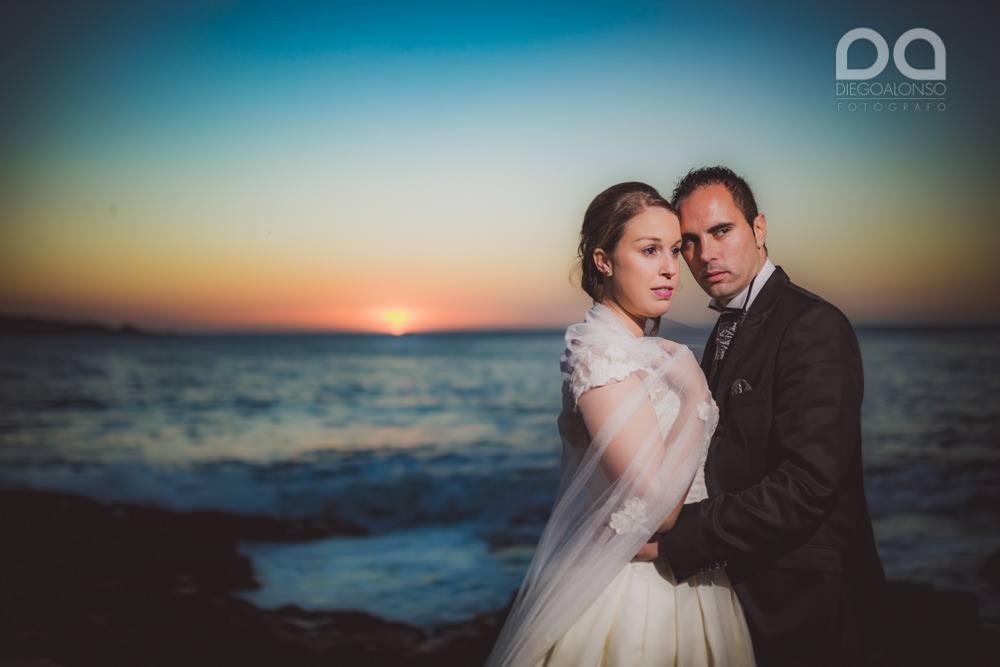 Costa da Morte en ruinas: la postboda alternativa de Mónica & Rodrigo 20