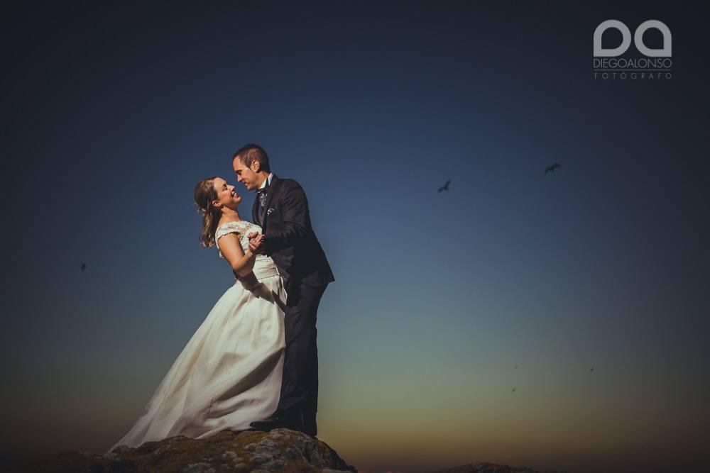 Costa da Morte en ruinas: la postboda alternativa de Mónica & Rodrigo 26