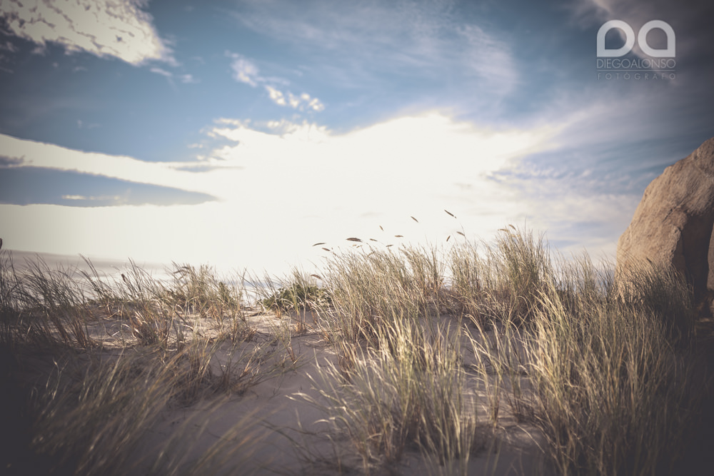 Bibiana y Marcos, preboda en un lugar mágico de la Costa da Morte