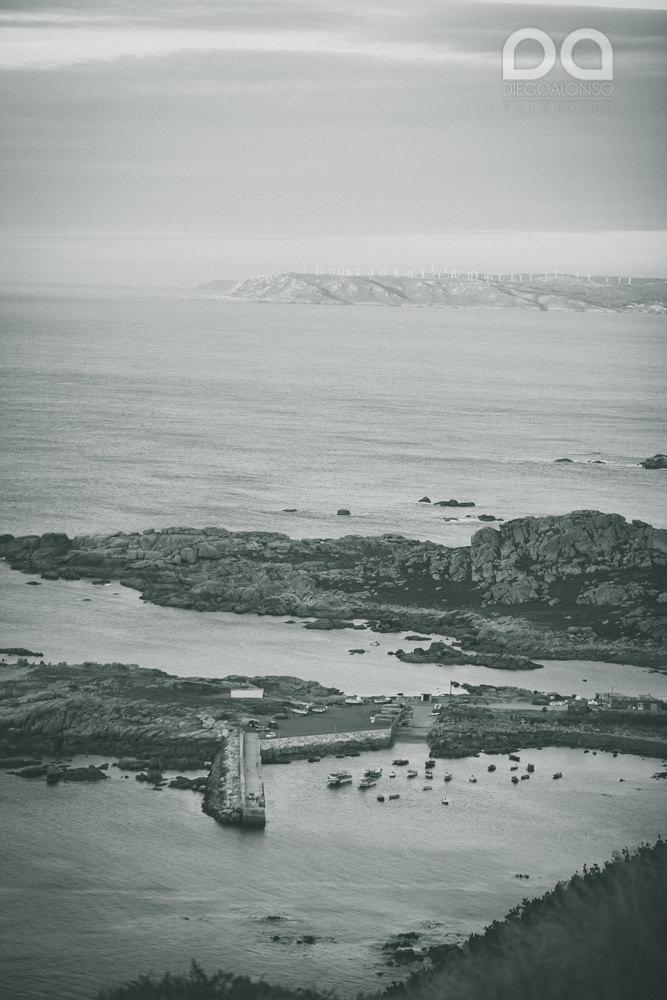 Bibiana y Marcos: preboda en un lugar mágico de la Costa da Morte 14