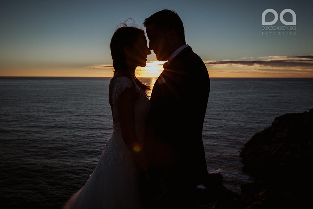 Bibiana & Marcos: Postboda en la Costa da Morte, donde muere el sol 23
