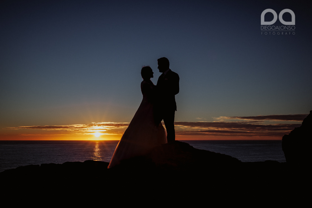 Bibiana & Marcos: Postboda en la Costa da Morte, donde muere el sol 27