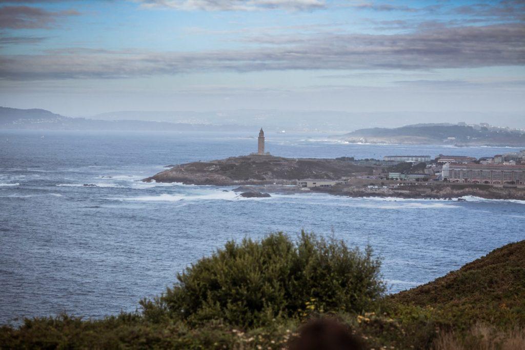 La postboda en el Monte de San Pedro de Coruña de Brenda y Víctor 13