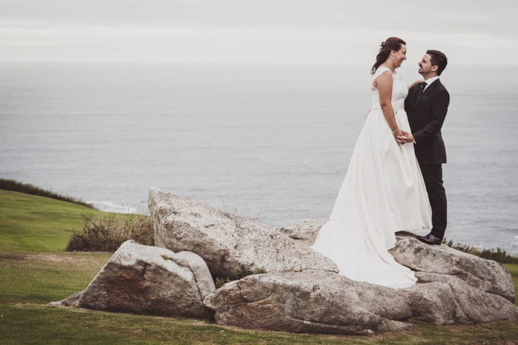 La postboda en el Monte de San Pedro de Coruña de Brenda y Víctor 35