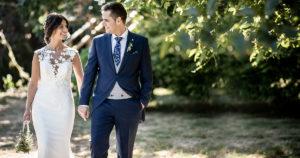 Regalo de Ángela a Miguel el día de su boda
