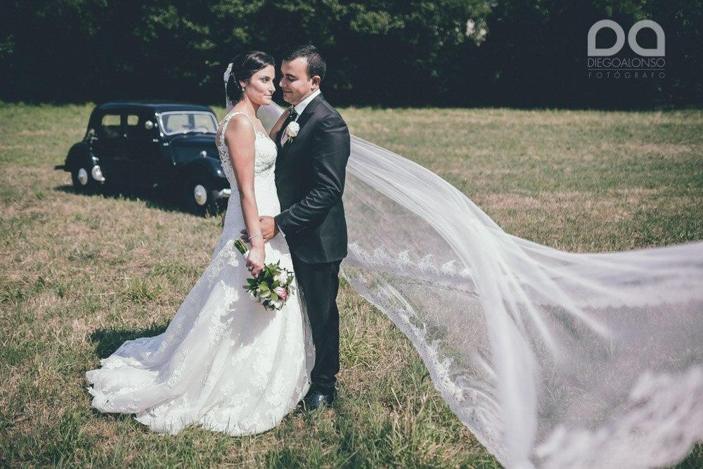 Una boda en Camariñas con un encanto especial: Inés y Luis 2