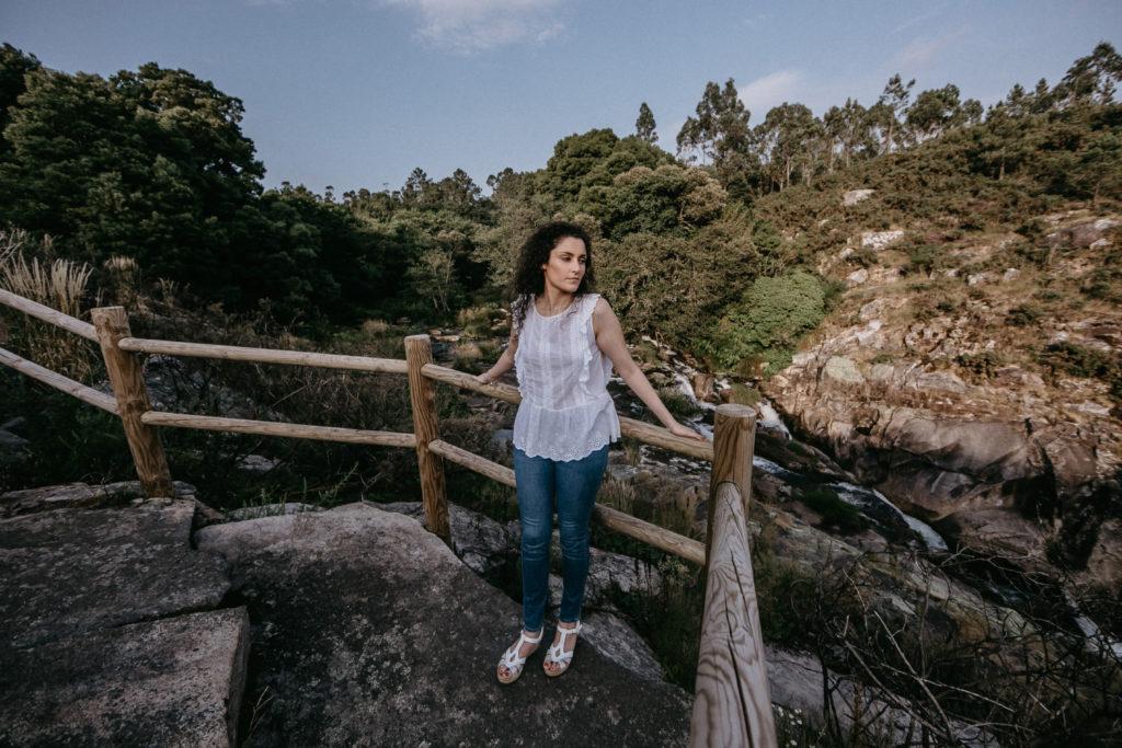 La preboda en las Caldeiras do Castro de Inés y Luis 31
