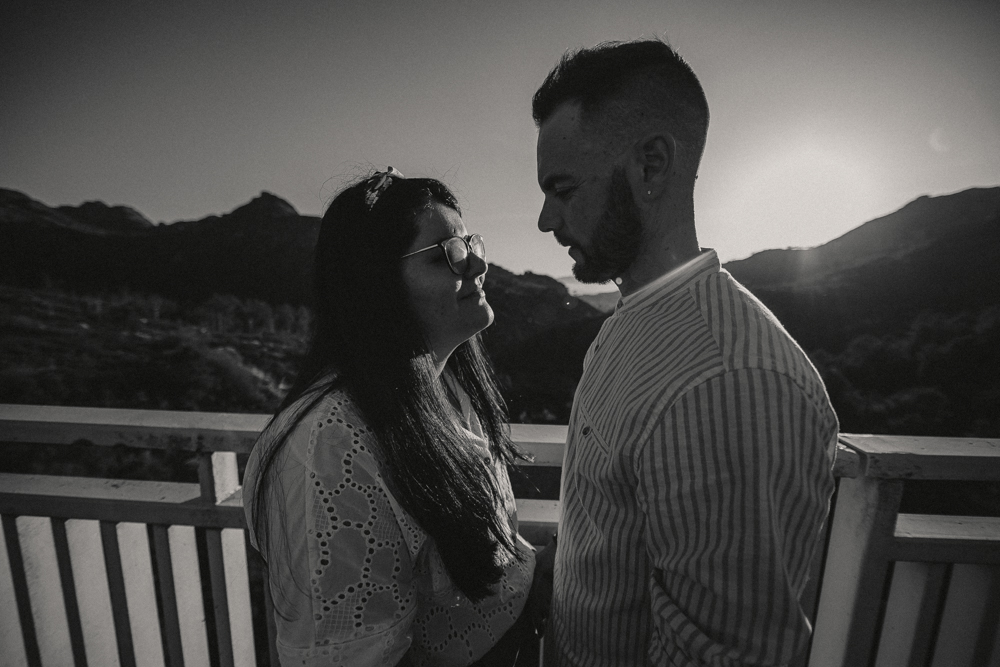 la Preboda en Carnota y O Ézaro de Tamara y Enrique 40
